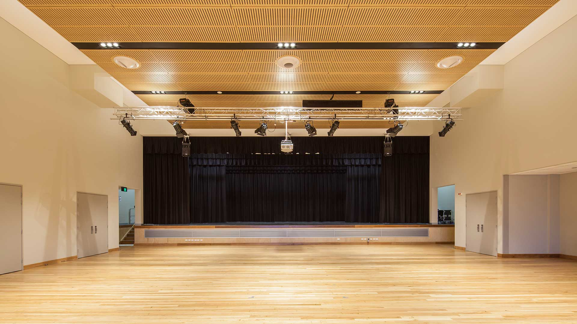 Bega Civic Centre Auditorium | Hines Constructions, Central West NSW
