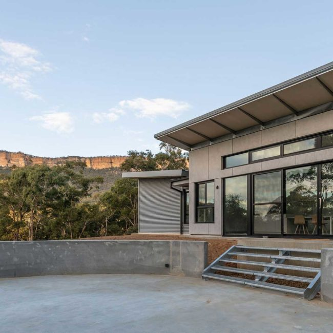 Eco House - Exterior | Hines Constructions, Central West NSW