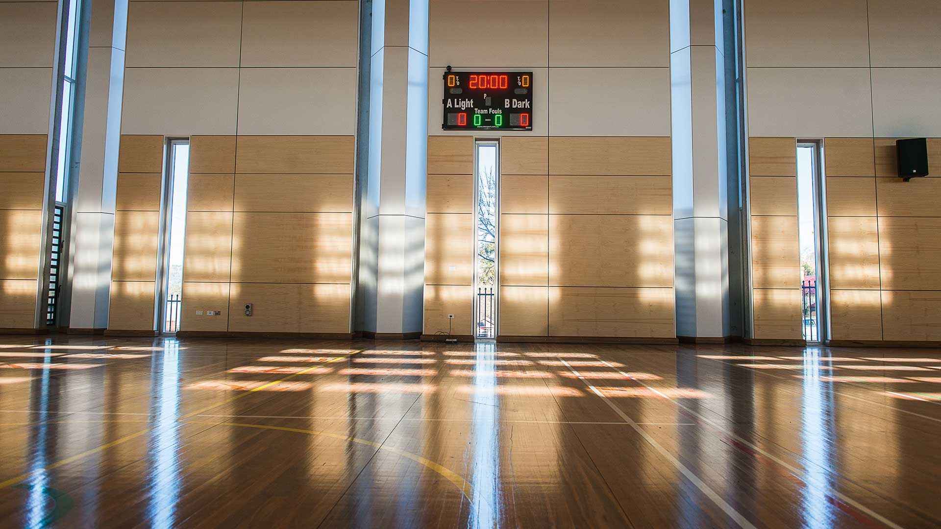 Denison College - Gymnasium | Hines Constructions, Central West NSW