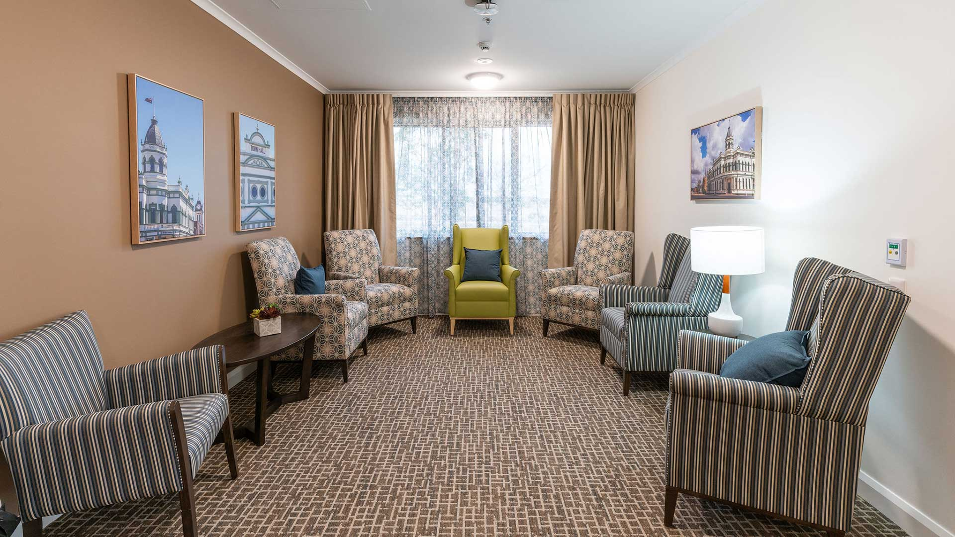 Jemalong Retirement Village - Living Area | Hines Constructions, Central West NSW