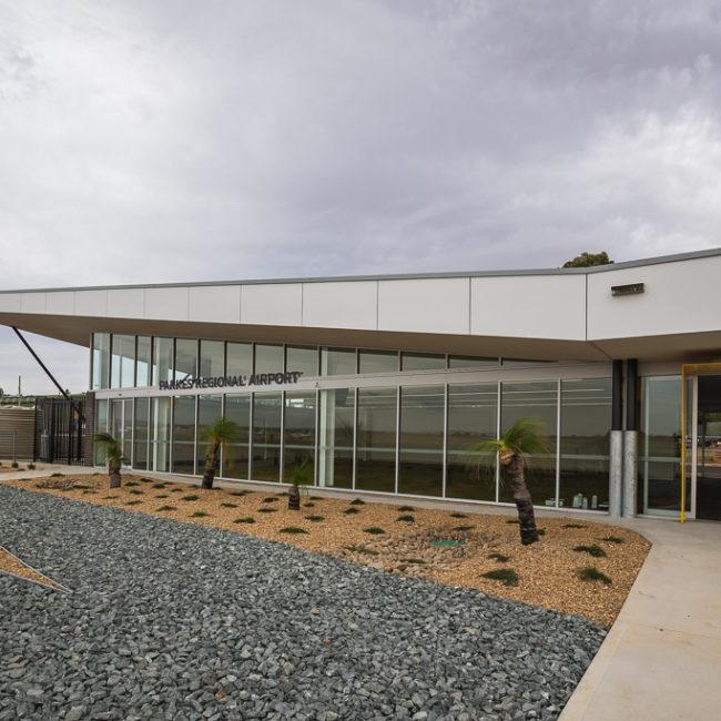 Parkes Airport Terminal